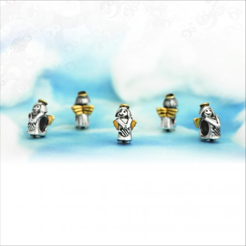 OHM Golden Wings Beads-1000-1000-2